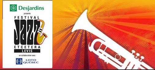 Com.On.Jazz au Festival Jazz etcetera Lévis