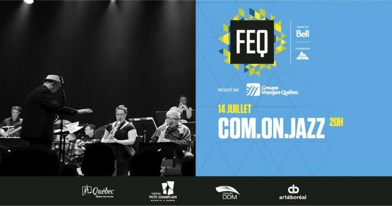 Les Géants du Jazz au FEQ